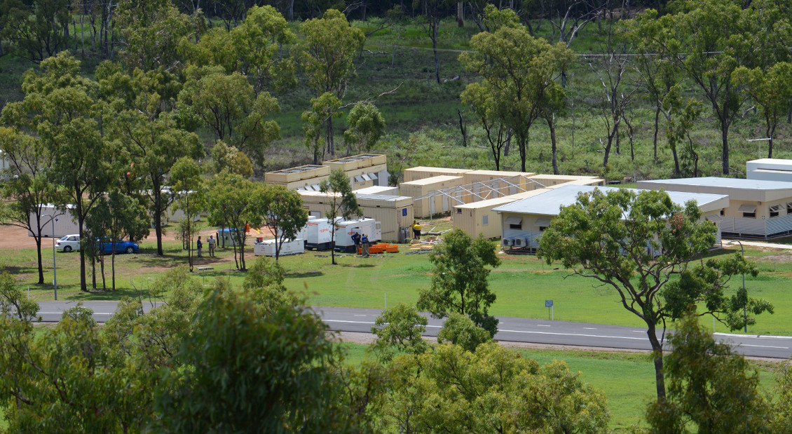 ECLIPS delivered a transportable camp for the Australian Army