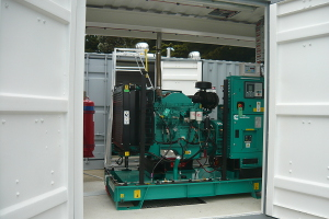 Generator Training Modules built for the Australian Navy