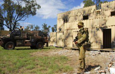 Centro de Formación de Operaciones Urbanas de Townsville