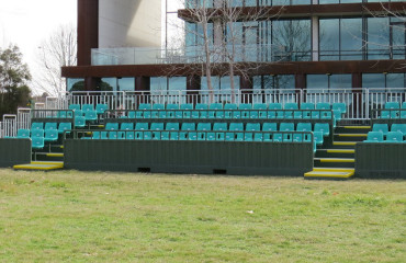 Grandstands Display