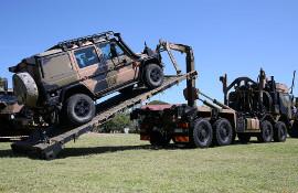 ISO 1C flatrack for the Australian Army
