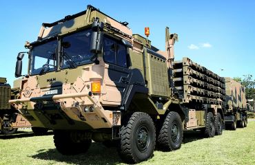 SBI's ISO 1C Flatracks delivered to Army's 7th Brigade