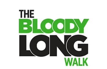 SBI staff take part in The Bloody Long Walk