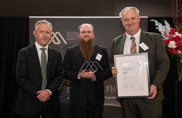 ECLIPS wins engineering excellence award