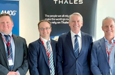 ECLIPS partners with Thales Australia
