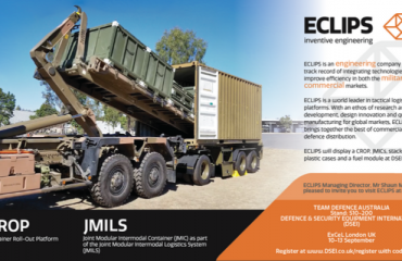 ECLIPS Logistics wins DIH contract