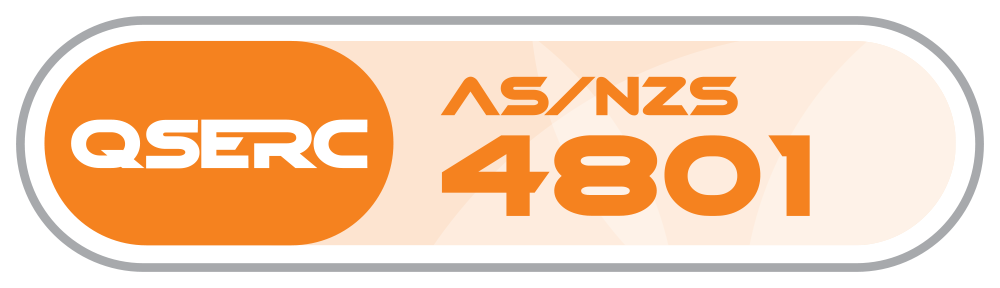 AS/NZS 4801 logo