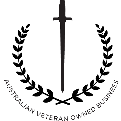 Australian Veteran Owned Business logo